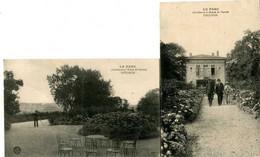 TOULOUSE GUILHEMERY =   LE PARC  Route De Castres ..   1919 - Zonder Classificatie