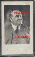Doodsprentje Jean Marien Elsene 1866 Beheerder SUCRERIES FLANDRES EN Escanaffles CONGO Overleden Moerbeke Waas 1930 - Devotion Images