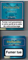 Boite A Cigare En Fer  Et Carton - Cigar Cases