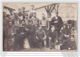 33) Talence.- (Gironde) Carte Photo Du 28 Mars 1915 - Groupe De Militaires  - (belle Correspondance - Militaria - Ww1) - Royan