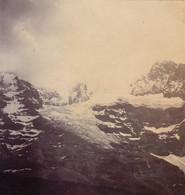 1898 Lot 3 Photos Scheidegg Jugfrau Glacier - Places