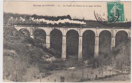Environs De Limoge Le Viaduc Du Palais Sur La Ligne De Paris (train) - Limoges