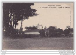 19) Rosier D ' Egletons.- (Corrèze) Château De Maumont - Unclassified