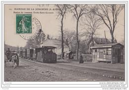 92) Hameau De La Jonchére  (Seine Et Oise) Station Du Tramway - Etoile Saint Germain - Sin Clasificación