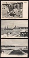 LA HAVANE (Cuba) Magnifique Lor De 3 Cartes Obl En 1904. TB - Cuba