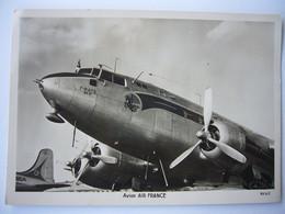 Avion / Airplane / AIR FRANCE / SNCASE SE 161 Languedoc - 1946-....: Modern Era