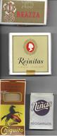 Boites A  Cigares  En Carton - Cigar Cases