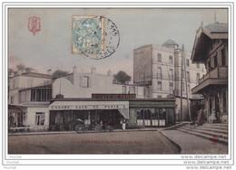 94)  JOINVILLE LE PONT -  LA GARE  - (ANIMEE - GRAND CAFE DE PARIS) - Joinville Le Pont