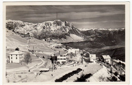 VANEZE DI BONDONE - PANORAMA CON LA PAGANELLA - TRENTO - 1950 - Annullo Pubblicitario - Vedi Retro - Formato Piccolo - Trento