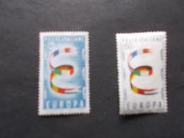 ITALIE / ITALIA   -  CEPT    N° 744 / 45  Année 1957  Neuf XX    ( Voir Photo ) - 1957