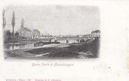 Emilia Romagna - Ferrara - Massafiscaglia - Nuovo Ponte - F. Piccolo - Nuova - Molto Bella - Other Cities