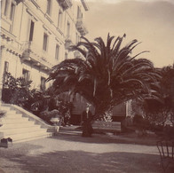 1898 Photo Beaulieu Hôtel Des Anglais Alpes Maritimes - Places