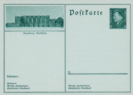 Carte Entier Postal Ganzsache Poftkarte - Stamped Stationery
