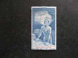 A). MADAGASCAR: TB PA N° 44, Neuf X. - Posta Aerea