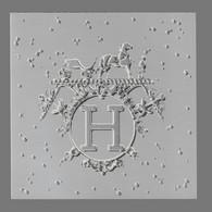 Grande Carte De Voeux - Advertising Card - Hermès - Modern (vanaf 1961)