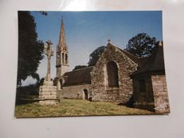 D 29 - Gouezec - La Chapelle N.D. De Tréguron - Calvaire - Gouézec