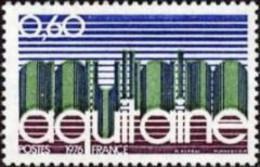 FRANCE 1976 Neuf**, Aquitaine YT 1864 - Ungebraucht