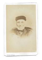 BORDEAUX - MONSIEUR DE CHAMPGOBERT - CDV PHOTO FOURIE RUE STE CATHERINE - Oud (voor 1900)