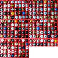 Petite Collection De Capsules De Champagne (+ De 200) - Collections