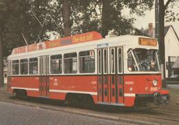 Antwerpen - Anvers Tram PCC - Tram