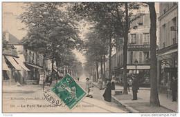 L23- 94)  LE PARC  SAINT MAUR - LE  BOULEVARD NATIONAL  - (ANIMÉE) - Saint Maur Des Fosses
