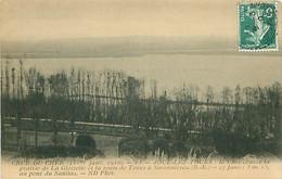 CRUE DU CHER - JOUE LES TOURS - 21 AU 31 JANVIER 1910 - Otros Municipios