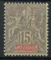 Nouvelle Caledonie (1904) N 61 (Charniere) - Nuevos