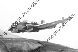 PHOTO AVION  RETIRAGE REPRINT   BLOCH 175 - Aviation