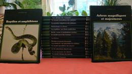 Encyclopédie 17 Volumes A LA DECOUVERTE D'UN MONDE VIVANT - Collection Nature Et Vie - Ed. Christophe Colomb - Encyclopaedia