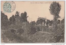 S17- 94) SAINT MAUR. - PONT DE L 'ALLEE DU VIADUC - Saint Maur Des Fosses