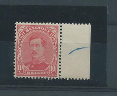 N°138 V2** BDF - Abarten (Katalog COB)