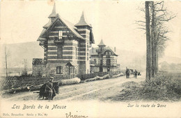 Belgique - Namur - Les Bords De La Meuse - Sur La Route De Dave - Namur