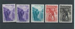 TR 265(x2)/268/282/283 * TOUS AVEC VARIETES COB - 1942-1951