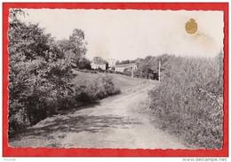 A40- 40) SAUGNAC ET MURET (LANDES)   L ' EGLISE  - (2 SCANS) - Other Municipalities