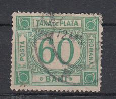 ROEMENIË - Michel - 1902/10 - Nr 30x - Gest/Obl/Us - Portomarken
