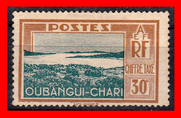 AFRICA ECUATORIAL  ( FRANCIA COLONIAS ) OUBANGUI-CHARI-TCHAD - Ongebruikt