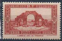 1938-41 ALGERIE 139** Arc Triomphe Lambèse - Neufs