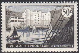 SAINT PIERRE ET MIQUELON - Le Frigorifique De Saint -Pierre - Nuovi