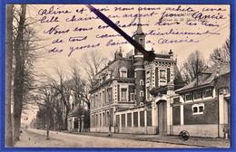***TRES RARE CPA 59 LOMME - Château De Mr Masse-Pollet - Lomme