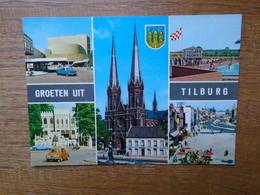 Pays-bas , Tilburg , Groeten Uit Tilburg - Tilburg