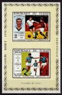 TCHAD   BF  * *  NON DENTELE  Cup  1970  Fussball  Soccer  Football - 1970 – Mexique