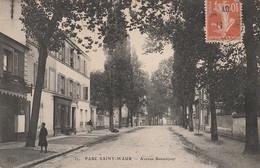 A12-94) PARC SAINT MAUR -  AVENUE BEAUSEJOUR - (ANIMEE) - Saint Maur Des Fosses