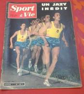 Sport Et Vie N°61 Juin 1961 Michel Jazy,Antonin Magne,Youri Gagarine,Paco Camino Corrida,Belgique Cycliste - Sport