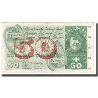 Billet, Suisse, 50 Franken, 1973, 1973-03-07, KM:48m, TTB - Switzerland