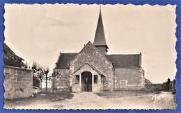 ***TRES RARE CPSM 78 GOMMECOURT -S.-&-O.) - L'Eglise - Ohne Zuordnung