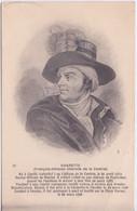 CHARETTE DE CONTRIE - HOMME NE A COUFFE  ANCIEN OFFICIER DE MARINE A LA TETE DE LA VENDEE EN 1793 CONDAMNE A MORT 1796 - Historical Famous People