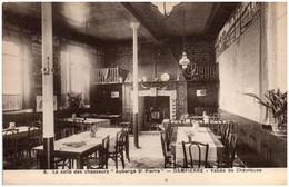 """78 DAMPIERRE - La Salle Des Chasseurs """"Auberge St-Pierre"""" - Dampierre En Yvelines"""