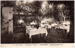 """78 DAMPIERRE - Les Jardins """"Auberge St-Pierre"""" - Dampierre En Yvelines"""