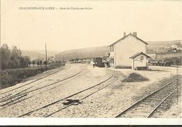 49 -  CHALONNES SUR LOIRE - Gare De Chalonnes - Anjou   200 - Chalonnes Sur Loire