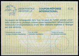 LA REUNION  La26 International ReplyCoupon Reponse Antwortschein IAS IRC mint ** ( ... Par Voire Aérienne) - Storia Postale